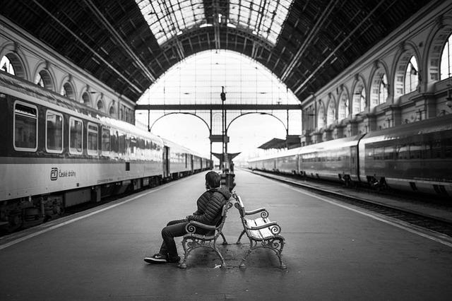 vestibul nádraží