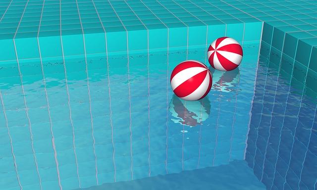 plážové míče
