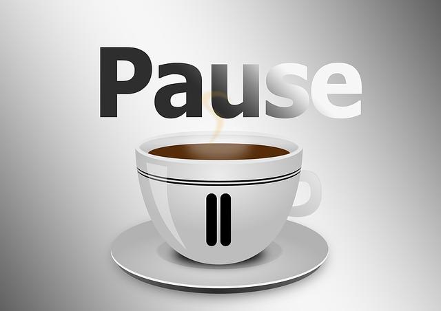 pauza na kávu