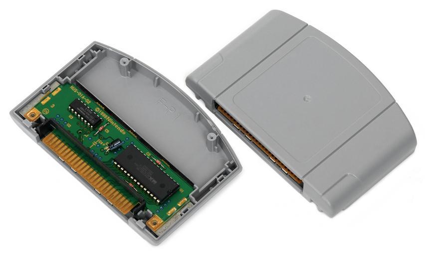 rozebraná cartridge