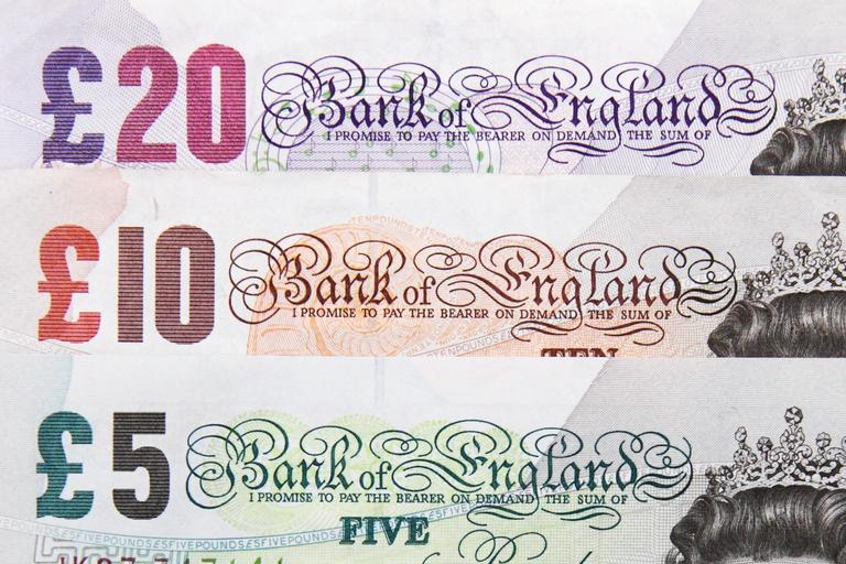 části librových bankovek