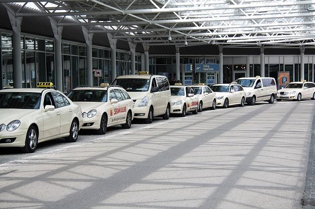 taxi u letiště